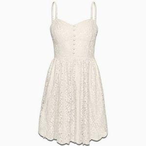 NWOT! Talula Cream Debutant Dress